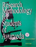 Research Methodology for students of Ayurveda
